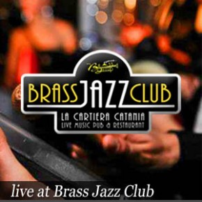 Live at Brass Jazz Club